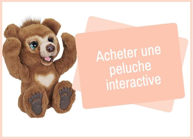 Peluche Interactive
