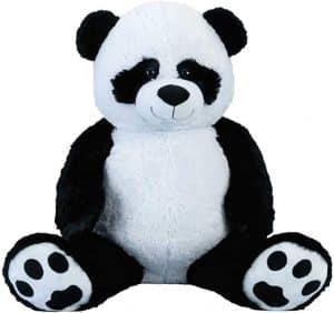panda geant adulte
